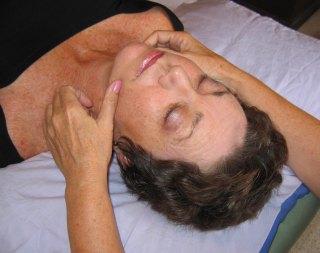 Chinese Facial Massage